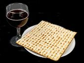 Matzo And Wine