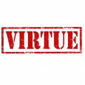 Virtue-stamp