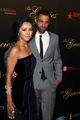 LOS ANGELES - MAY 20:  Kat Graham at the 39th Annual Gracie Awards at Beverly Hilton Hotel on May 20