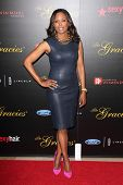 LOS ANGELES - MAY 20:  Aisha Tyler at the 39th Annual Gracie Awards at Beverly Hilton Hotel on May 2