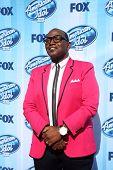 LOS ANGELES - MAY 21:  Randy Jackson at the American Idol Season 13 Finale at Nokia Theater at LA Li