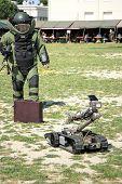 Bomb Squad (deminage)