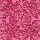 Baroque Seamless Pattern