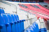 Chairs row