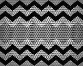 Seamless Chevron Zigzag Pattern
