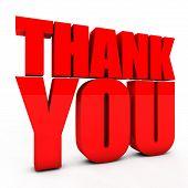 3D Thank You