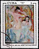 Carlos Enriquez Stamp