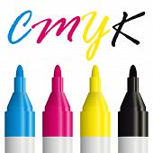 Highlighters Cmyk