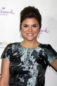LOS ANGELES - NOV 4:  Tiffani Thiessen at the Hallmark Channel's