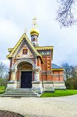 Orthodox Chapel In The Park