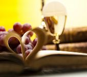 stock photo of eucharist  - Eucharist - JPG