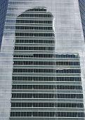 Skyscraper Reflected