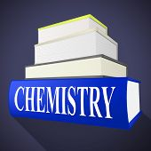 Chemistry Books Indicates Fiction Research And Formula