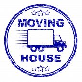Moving House Shows Buy New Home And Bungalow