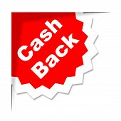 Cash Back Shows Sale Promotion And Offer