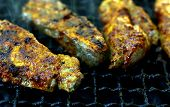Grilled Meat