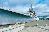 Cruiser-museum Mikhail Kutuzov