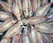 Dried Fish, Seafood Product, Vietnamese Food