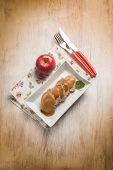 tenderloin with apple cream sauce