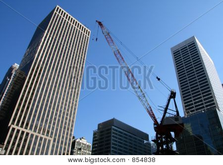 poster of New York City Building Construction