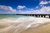 pic of ammo  - Ammo Jetty at Woodman Point, Perth, Western Australia