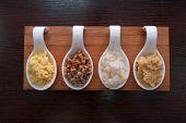 picture of buckwheat  - Cereals  - JPG
