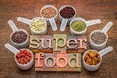 picture of quinoa  - superfood abstract  - JPG