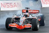 racing formula-1 bolide Mclaren Mercedes teams