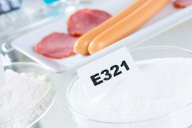 image of decomposition  - Preservatives substances that are added to products such as foods - JPG