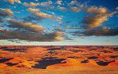 Namib Desert, dunes of Sossusvlei, birds-eye view
