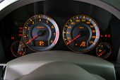 picture of luxury cars  - Car dashboard - JPG