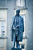 Tomas Garrigue Masaryk statue