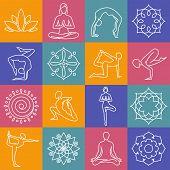 yoga poster