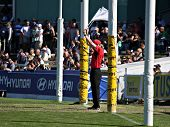 Australian Rules Football - Goal Umpire