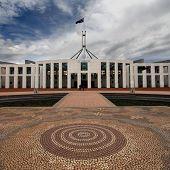 Australia's Parliament House - Canberra