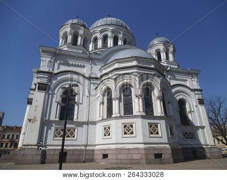St Michael Archangel Church In