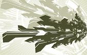 abstract digital vector background (no.3)