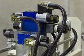 Válvulas de solenóide hidráulicas