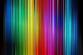 abbildung abstrakt bunt vektor vertikal Streifenmuster Hintergrund mit blures