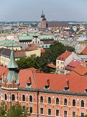 Cracow Aerial