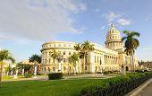 HAVANA - 9 JULY: National Capitol building, seat of government in Cuba until 1959, now the home to t
