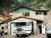 Mountain Fire Station