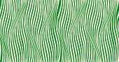 Distorted Color Lines - Illusion Of Motion. Wave - Distortion Effect. Optical Effect Wave Movement.  poster