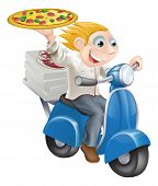 Fast Food Pizza Delivery