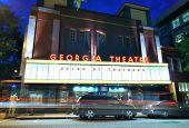 ATHENS, GEORGIA - AUGUST 23: Georgia Theatre August 23, 2012 in Athens, GA. Though the historic venu