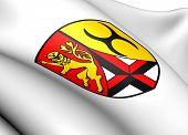 Altenkirchen (Westerwald) Wappen, Deutschland.