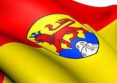 Calw, Deutschland Fahne.