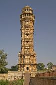 Ancient Hindu Victory Tower