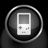 Video Gaming Icon Symbol