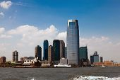 Goldman Sachs Tower In New Jersey